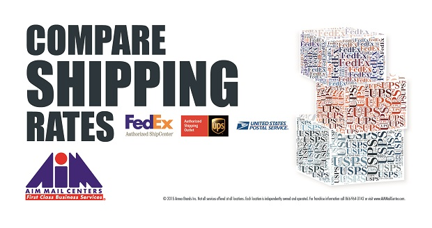 Compare Shipping Rates >> Ups Vs Fedex The Factors That Affect Shipping Rates