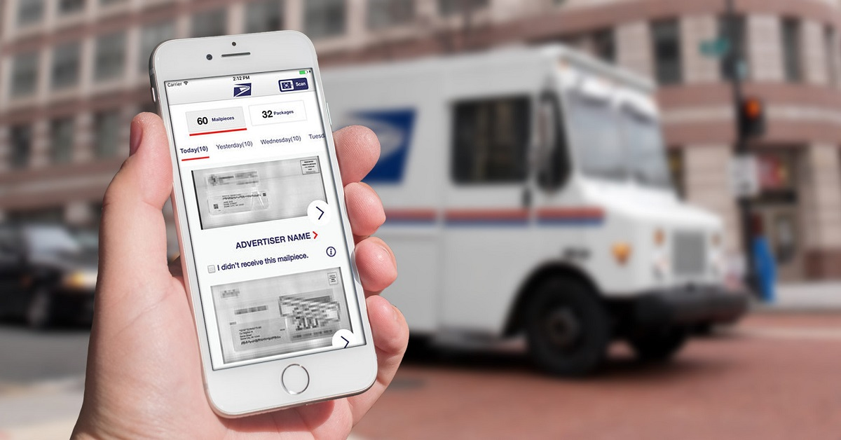 Informed Delivery by USPS
