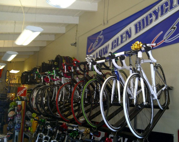 Bike Shops Near Me San Jose Willow Glen Bicycles in San