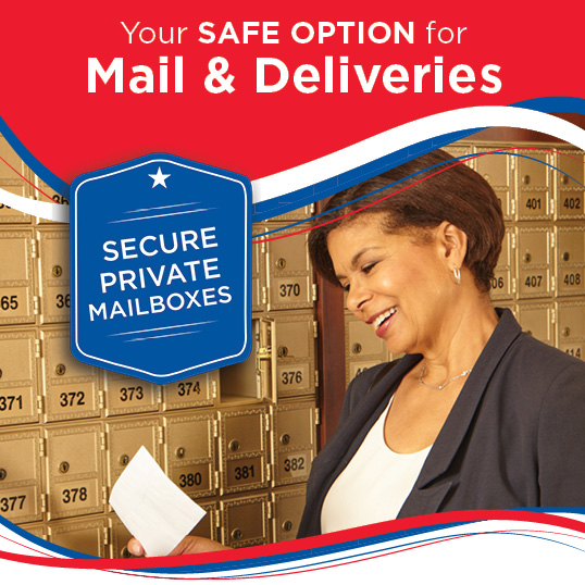 Mailbox Rentals At AIM Mail Centers